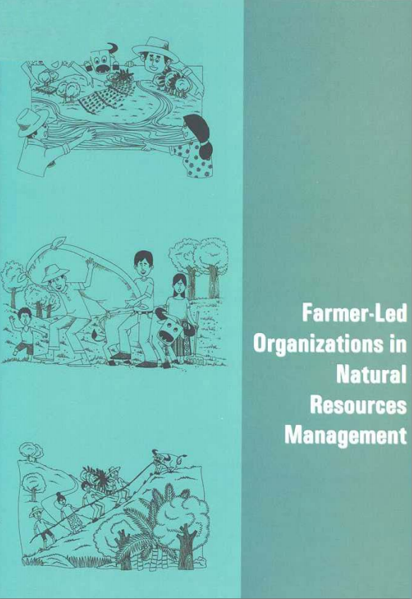 Farmer-Led Organizations in Natural Resources Management