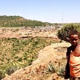 Ethiopian Highlands with Children
