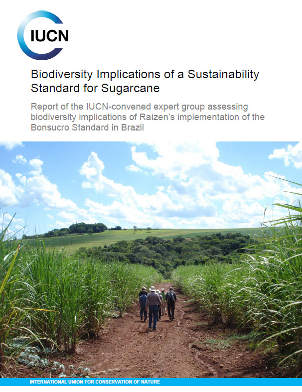 Biodiversity Implications of a Sustainability Standard for Sugarcane