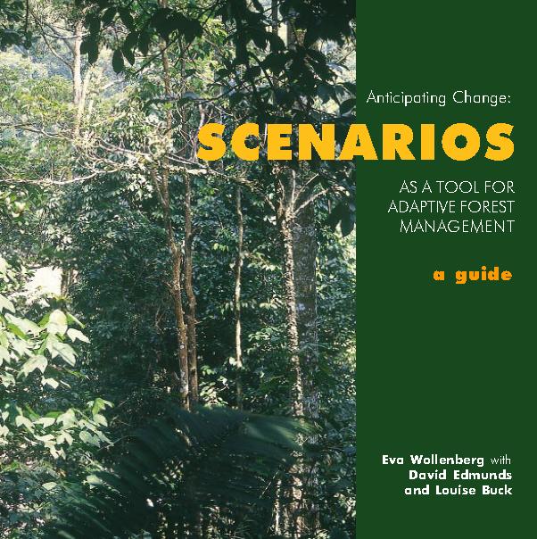 Scenarios Cover Page